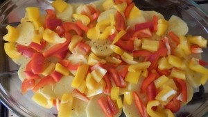 Zapiekanka z warzywami 1