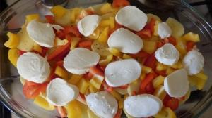 Zapiekanka z warzywami 2