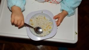 Pyszne domowe jedzenie dla dzieci