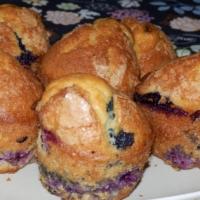 Borówkowe muffinki - najlepsze na świecie!