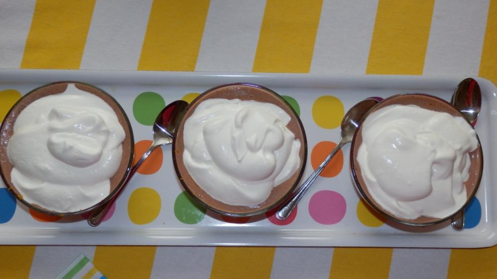 Mus czekoladowo - pomarańczowy 6