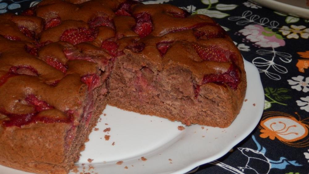ciasto truskawkowe 5