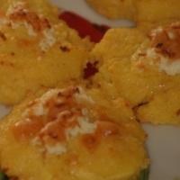 Placuszki z polenty