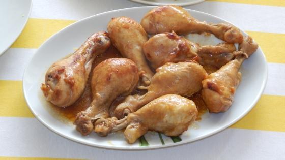 Afrykańskie kurczaki