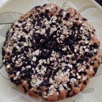 Zdrowe ciasto jagodowe
