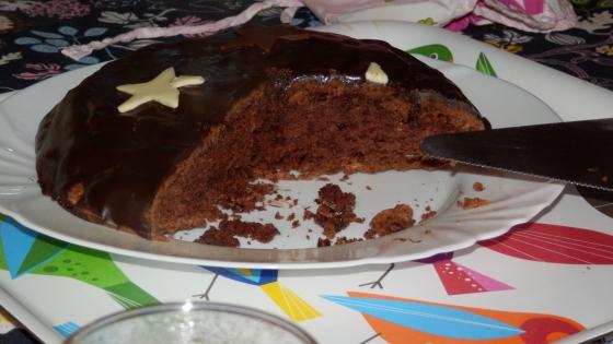 wegańskie ciasto