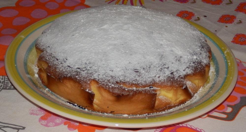 ciasto margherita