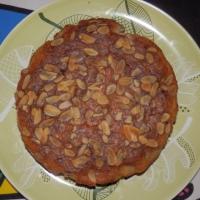 Ciasto jabłkowo-migdałowe