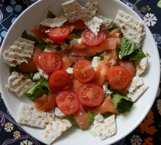 salatka z maca