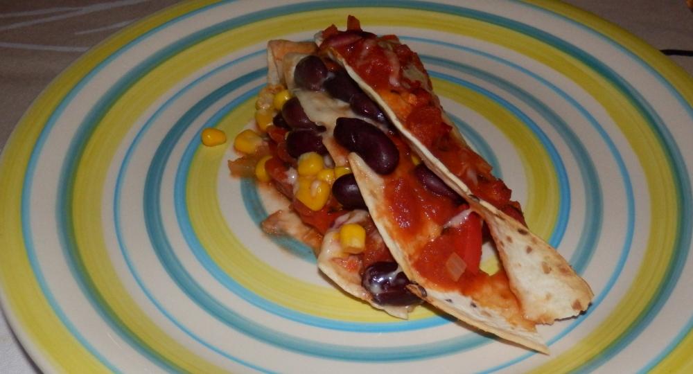 lasagne-meksykanska