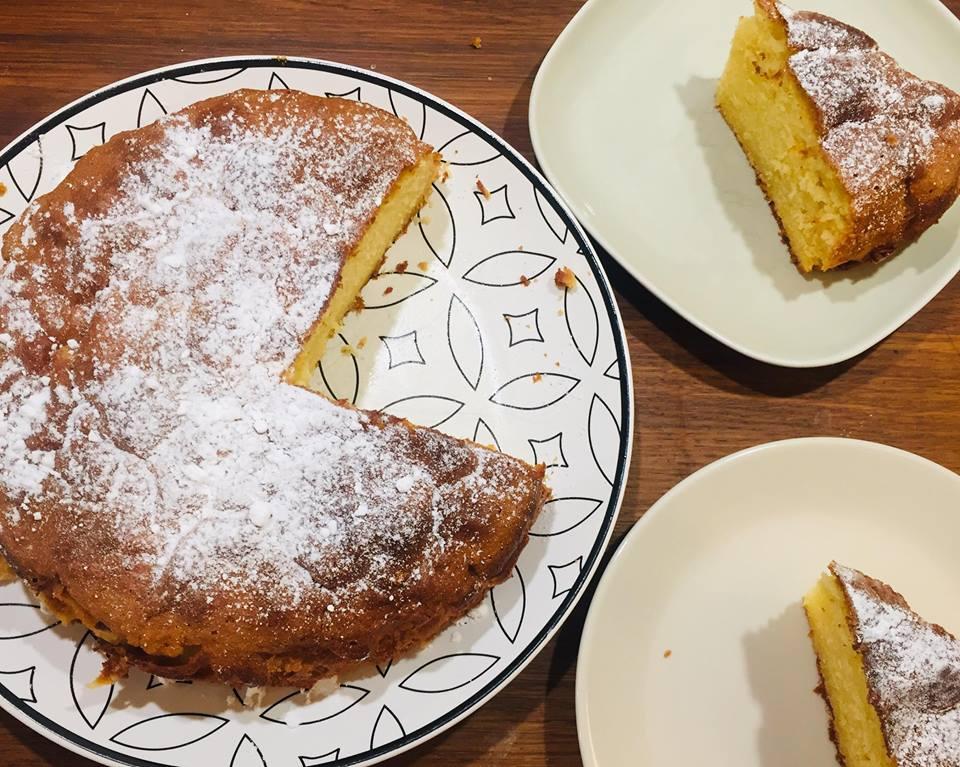 ciasto marcepanowe 1