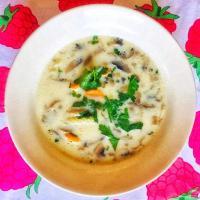 Zupa pieczarkowa jak u mamy