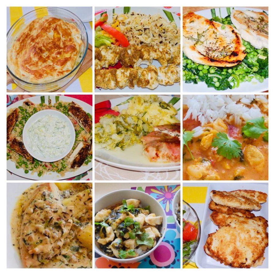 Szybki obiad z fileta z piersi kurczaka – najlepsze przepisy top 10